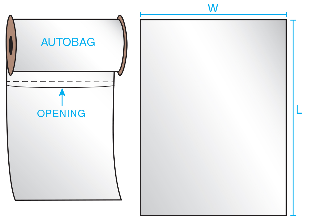 Auto Bag Bag Drawing