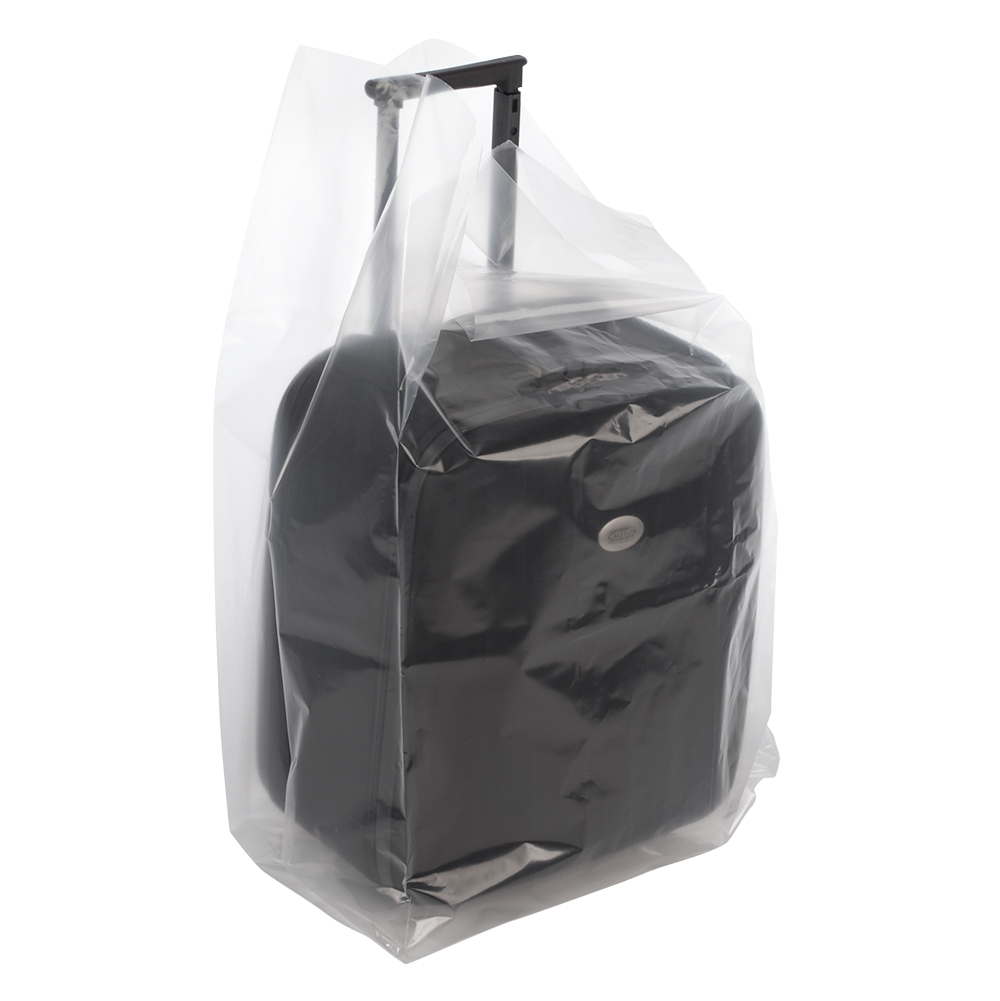 Large Gusseted w/ Travel Bag